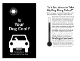 B&W Personalized Hot Car Flyers – Full Preview